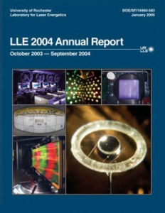 LLE 2004 Annual Report
