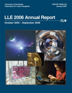 LLE 2006 Annual Report