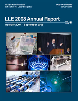 LLE 2008 Annual Report