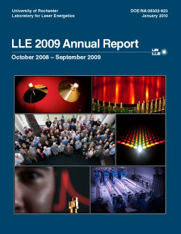LLE 2009 Annual Report