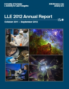 LLE 2012 Annual Report