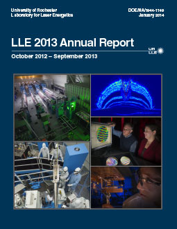 LLE 2013 Annual Report