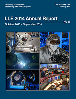 LLE 2014 Annual Report