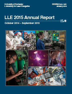 LLE 2015 Annual Report