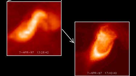 Sigmoids Predict Solar Eruptions