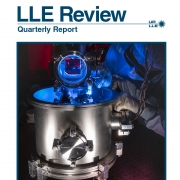 LLE Review Volume 157