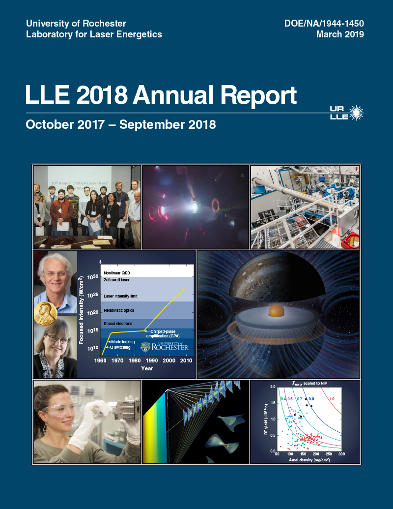 LLE 2018 Annual Report