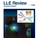 LLE Review Volume 158