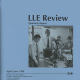 LLE Review Volume 43