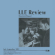 LLE Review Volume 52