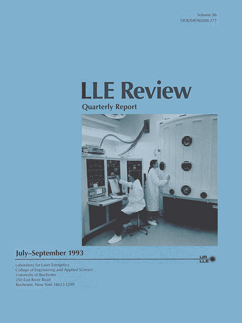 LLE Review Volume 56