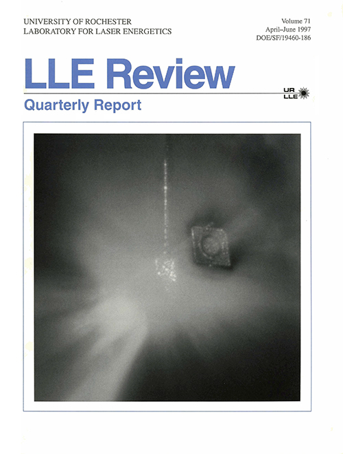 LLE Review Volume 71