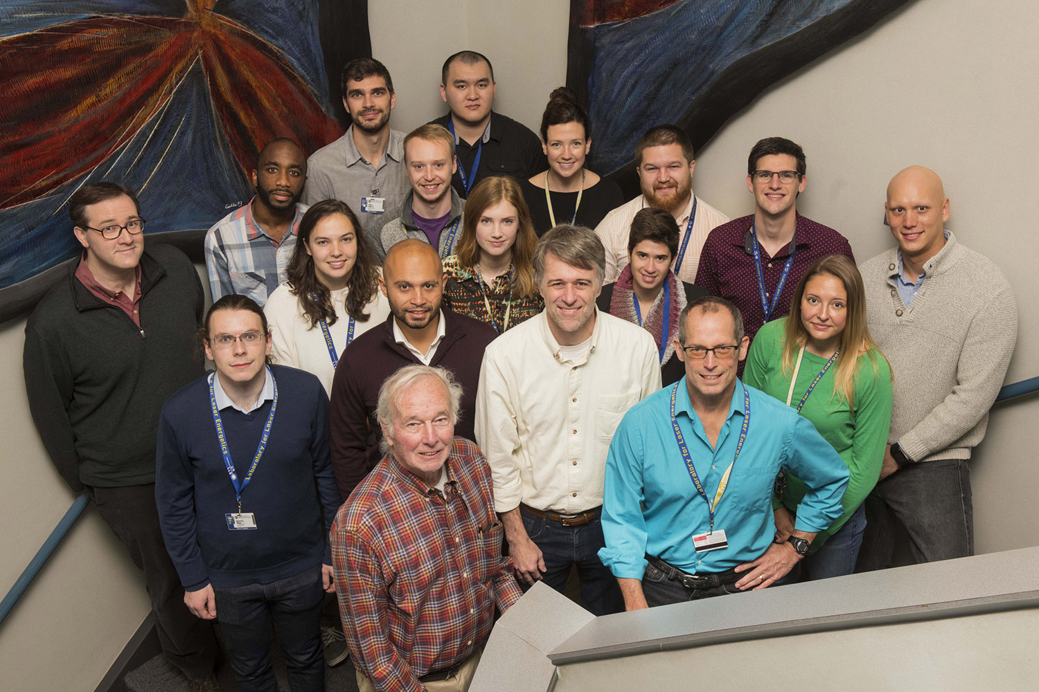 HEDP Experiments Group photo