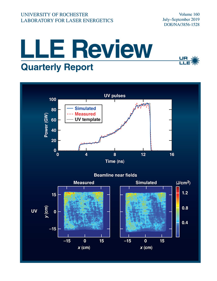 LLE Review Volume 160