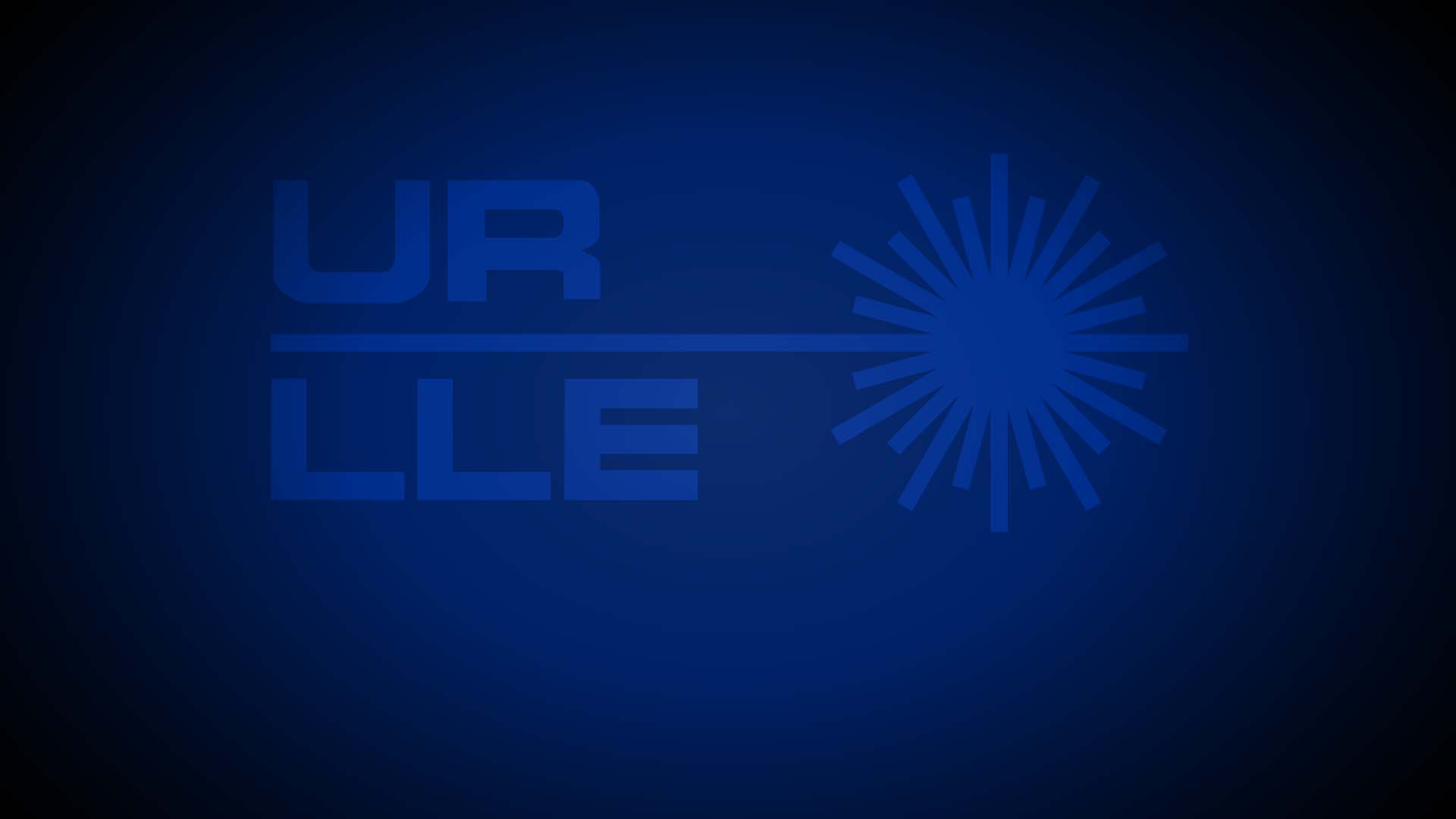 LLE Zoom background with URLLE logo