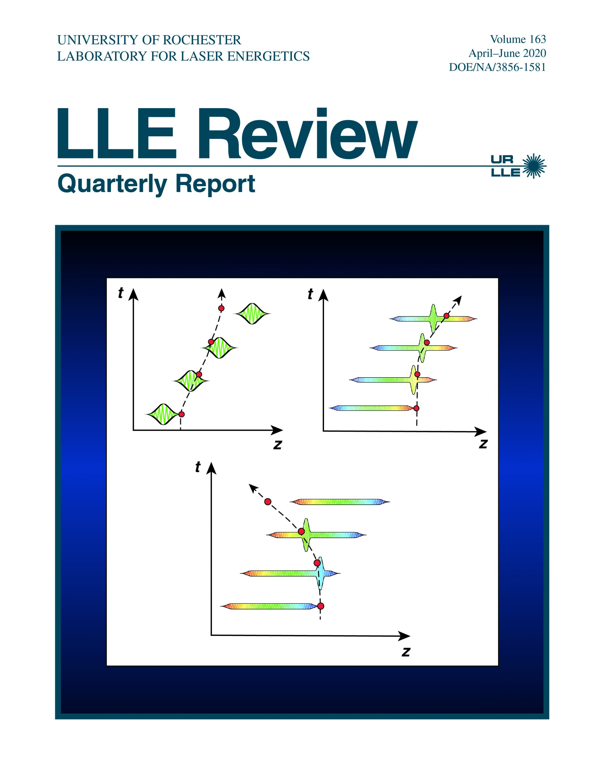 LLE Review Volume 163