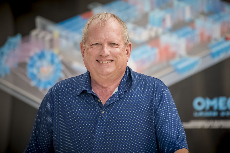 Rick Spielman, portrait photo