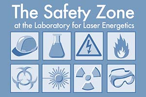 LLE Safety Zone at the Laboratory for Laser Energetics